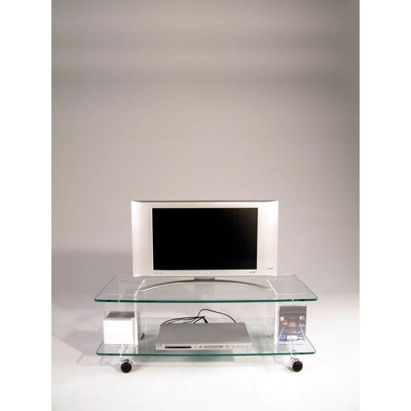 Meuble tv bas rica for Meuble bas tv design