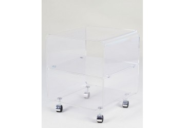 table de chevet en plexiglas beautiful remarquable meubles en plexiglas table de chevet design. Black Bedroom Furniture Sets. Home Design Ideas