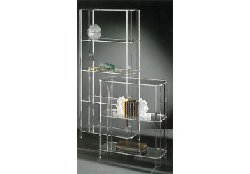 meubles plexiglas de rangement pour bureau design et. Black Bedroom Furniture Sets. Home Design Ideas