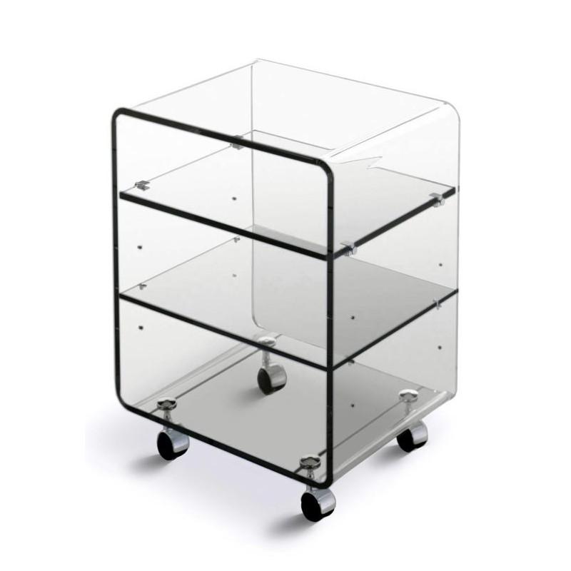 Fonctionnel ce petit meuble optimise l espace de la salle - Meuble salle de bain petit espace ...