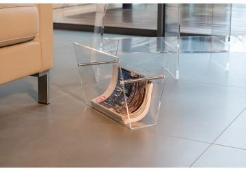 Porte revues transparent PRIMO