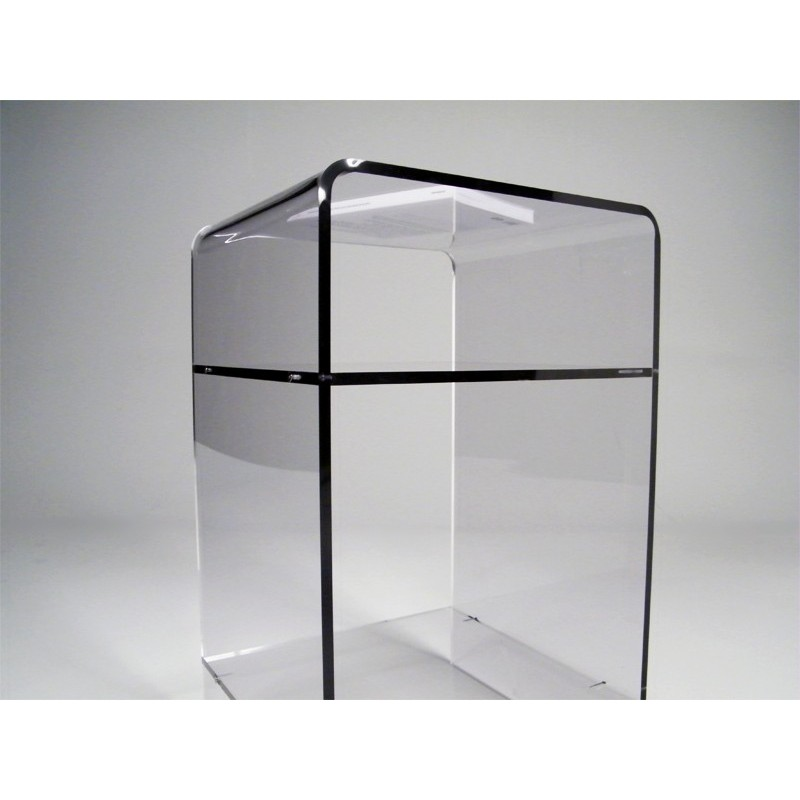 meuble tv plexiglas interesting meuble tv pfister meuble. Black Bedroom Furniture Sets. Home Design Ideas