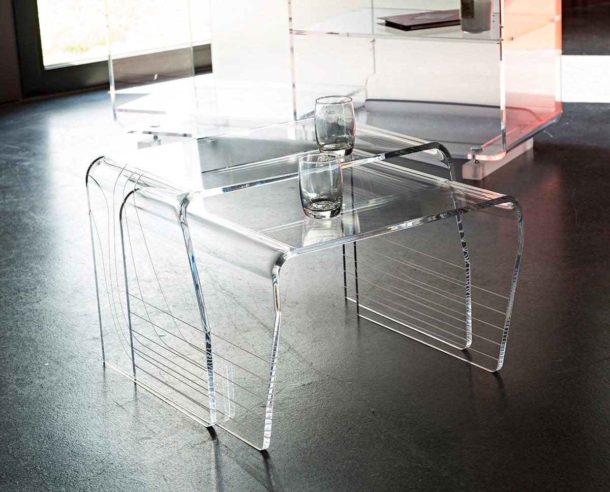 le pmma dans l histoire du design. Black Bedroom Furniture Sets. Home Design Ideas