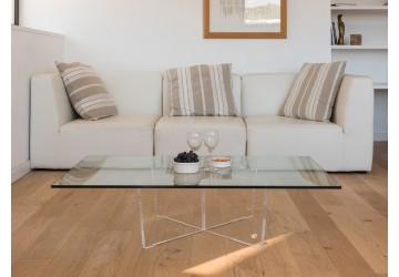 Table basse Cristal rectangle