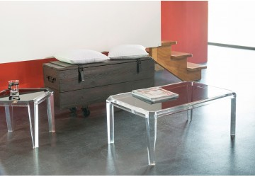Table basse rectangle Gemma