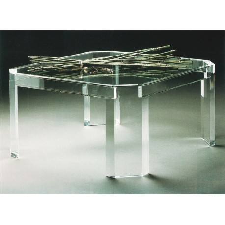 table basse transparente athena i. Black Bedroom Furniture Sets. Home Design Ideas