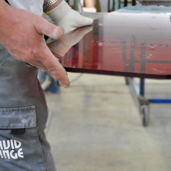 La manufacture David Lange, visite d'un atelier moderne au cœur de la Bourgogne 2/3