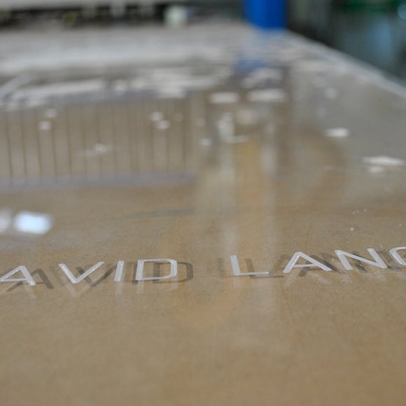 La certification environnementale de la manufacture David Lange